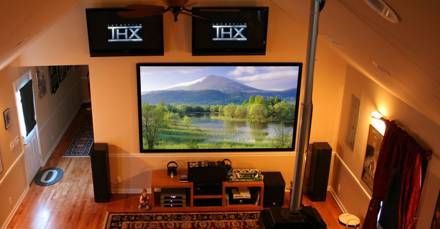 Home Theater Installation Nashville Tennessee Sports Web 2